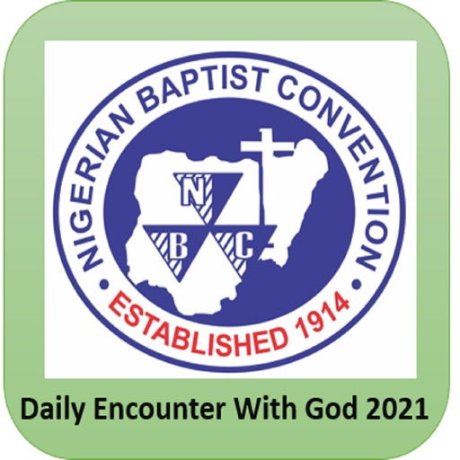 Daily Encounter With God 2021