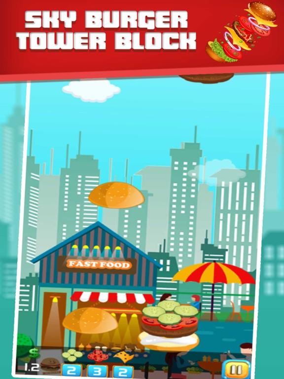 Sky High Burger screenshot 9