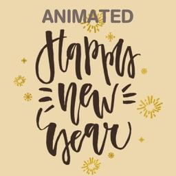 Animated Happy New Year 2019!