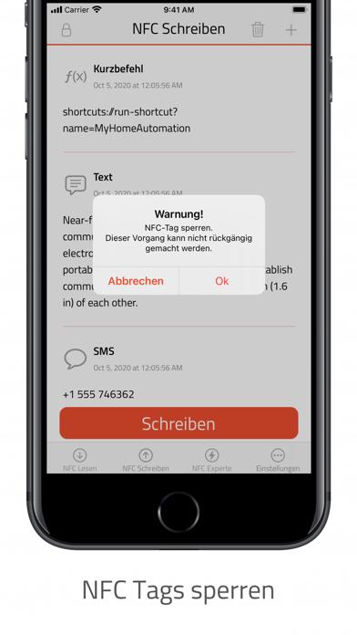 NFC für iPhoneScreenshot von 8