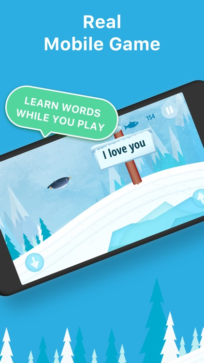 RoxyPenguin - Learn Words screenshot-1