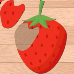 Puzzle Games for Kids: Food