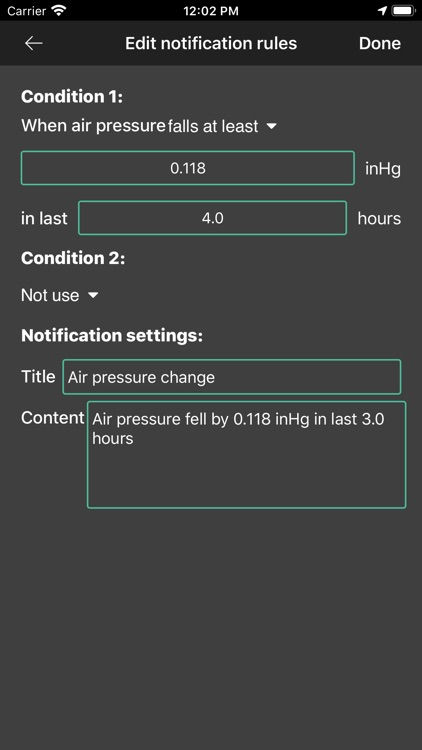 Barometer Plus - Altimeter screenshot-4
