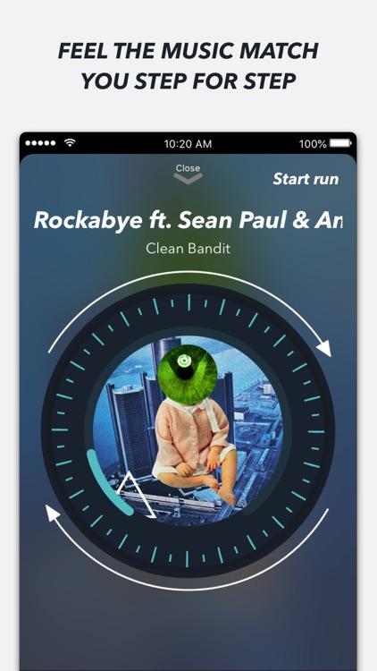 Weav Run: #1 Running Music screenshot-0