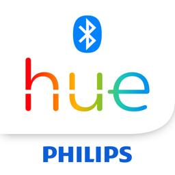 Ícone do app Philips Hue Bluetooth