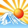 日の出日の入マピオン - iPhoneアプリ