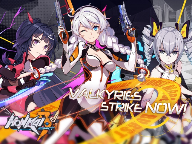 Honkai Impact 3 on the App Store