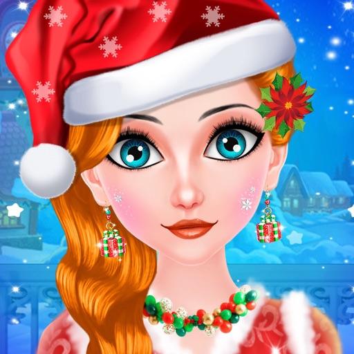Christmas Girl Party