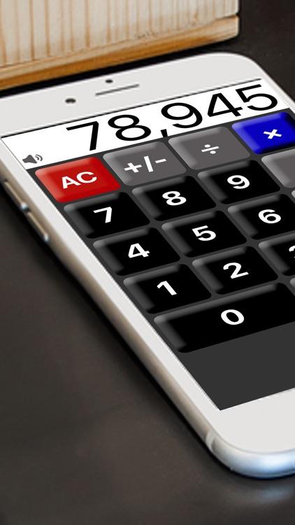 Calculator%. screenshot-6
