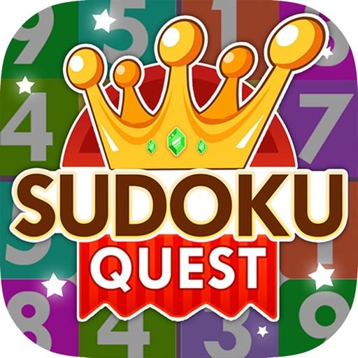 Поиск Судоку (Sudoku Quest)