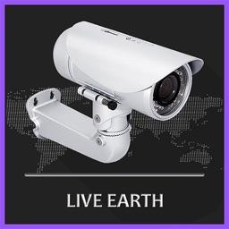 Earth Online Live World Webcam