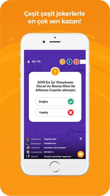 Oyna Kazan - Bilgi Yarışması
