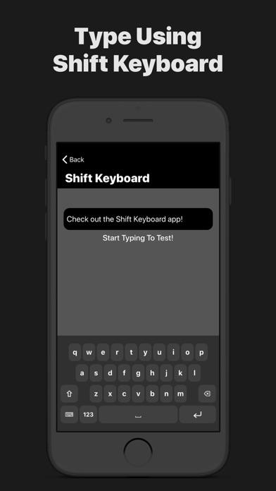 Shift Keyboard - For Watch screenshot 1