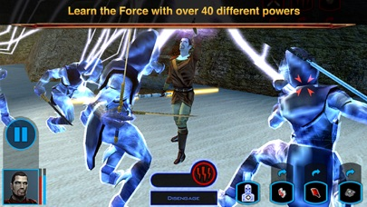 Screenshot for Star Wars™: KOTOR in Hong Kong App Store