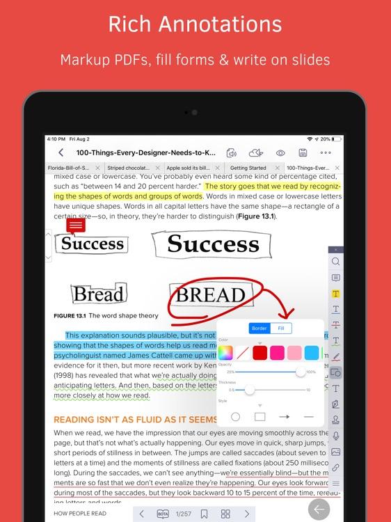 PDF Reader – Expert PDF Editor