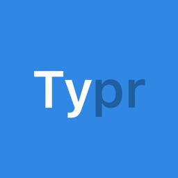Ícone do app Typr