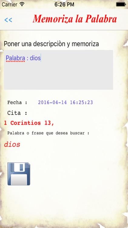 Biblia de Jerusalén screenshot-3