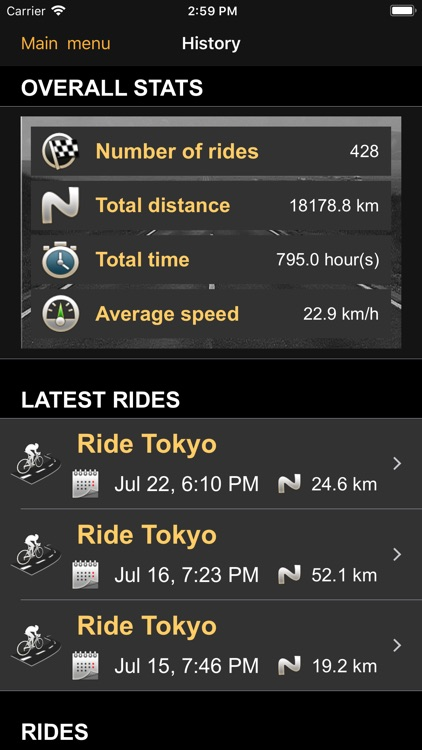 CycleComputer Pro screenshot-4