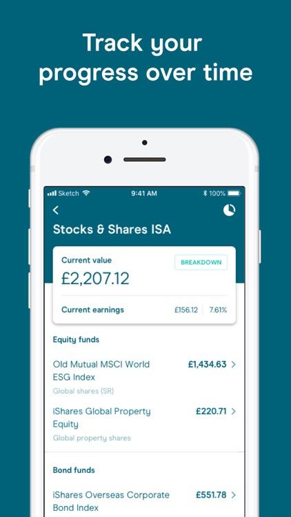 Moneybox - Save and Invest screenshot-6