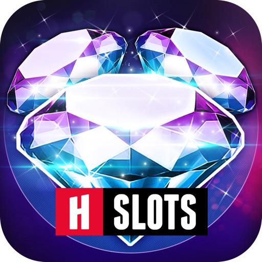 Huuuge Diamonds Slot Machine