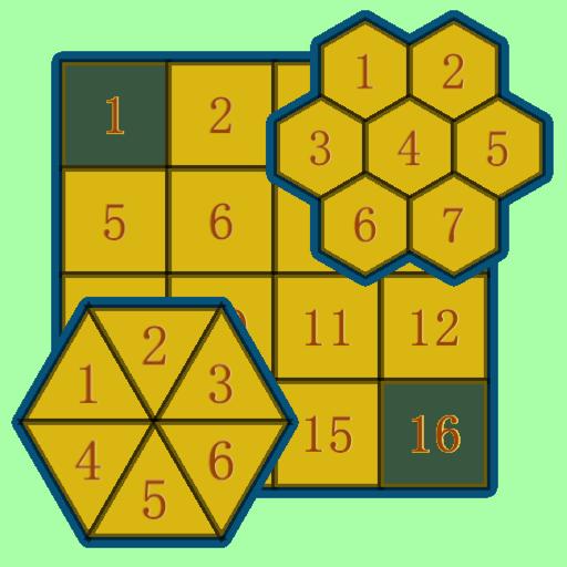 15 - головочный многоугольник