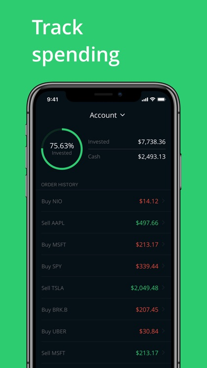 MarketSim screenshot-4