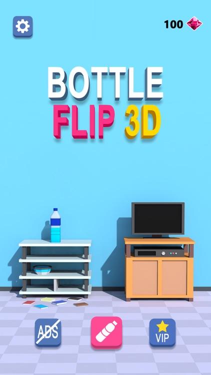 Bottle Flip 3D*. screenshot-0
