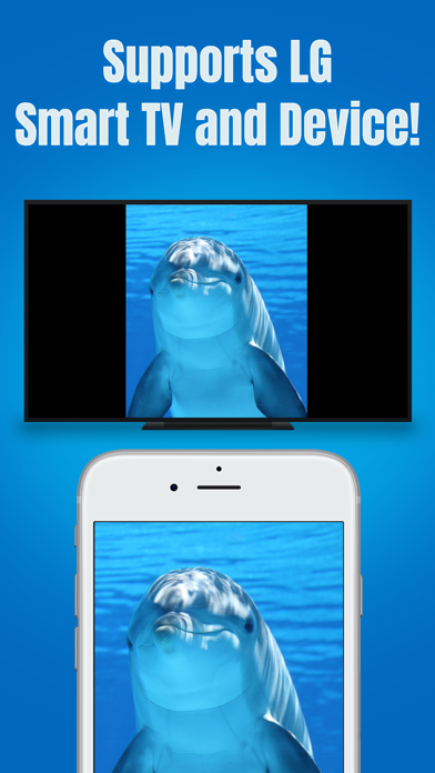 Air Mirror for LG TV app image
