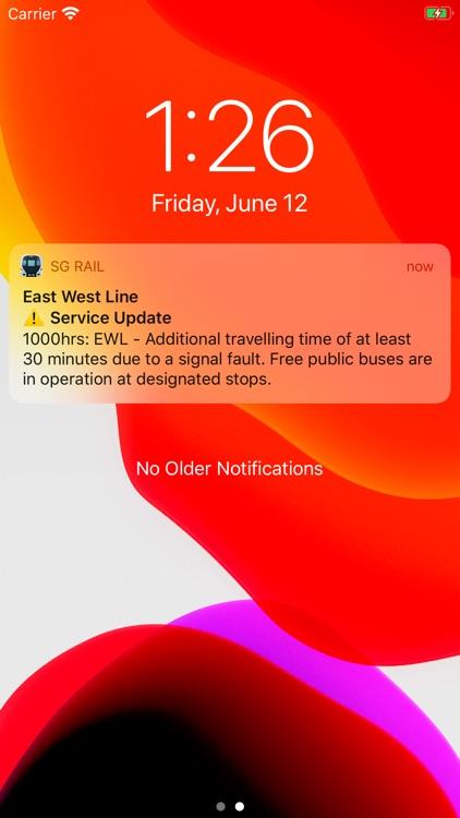 Singapore Rail screenshot-6