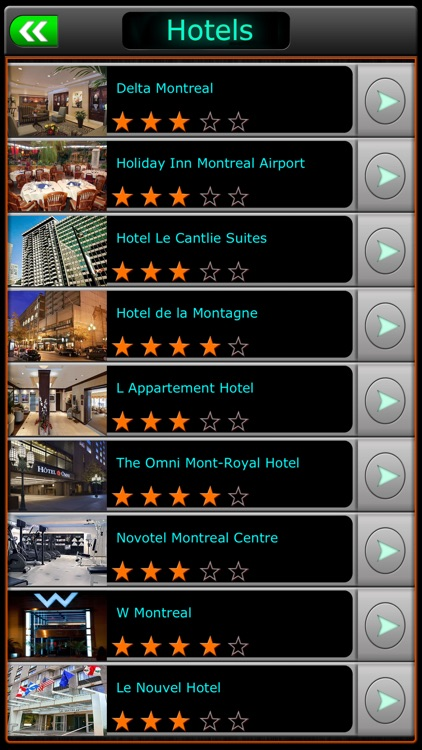 Montreal Offline Travel Guide screenshot-3