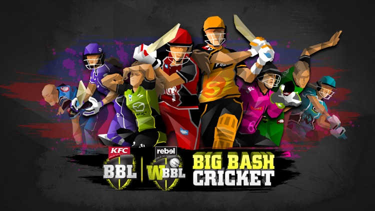 Big Bash Cricket screenshot-0