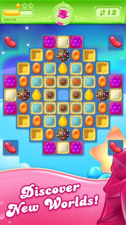 Candy Crush Jelly Saga screenshot-5