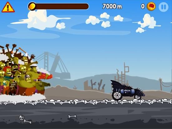 Zombie Road Trip! screenshot 7