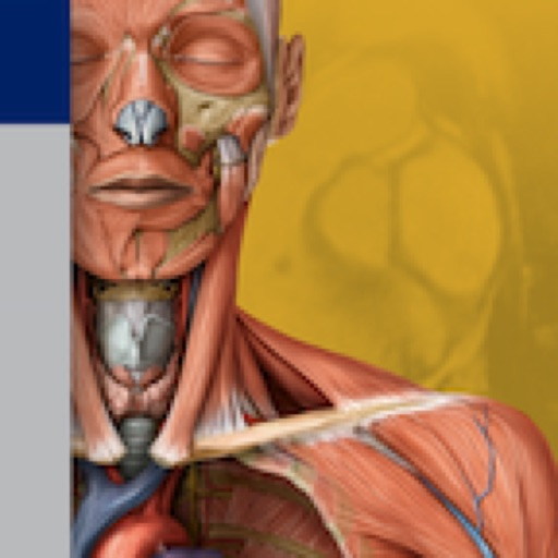 Thieme Anatomy on the Go 2.0 iOS App