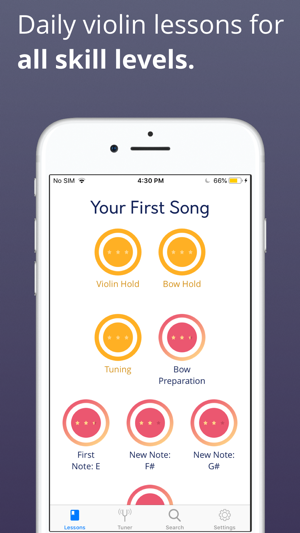 Trala: Learn Violin on the App Store