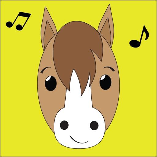 Animal Sound House icon