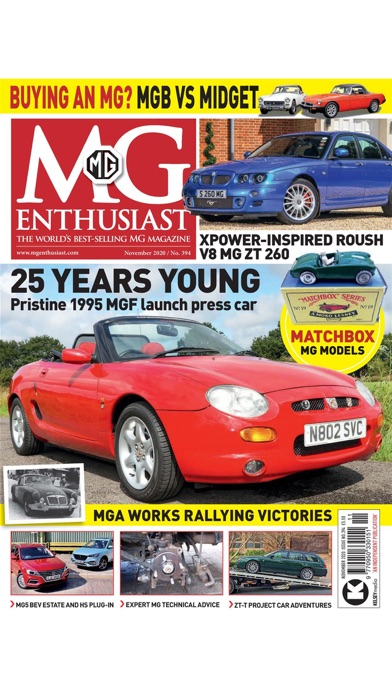 MG Enthusiast Magazineのおすすめ画像1