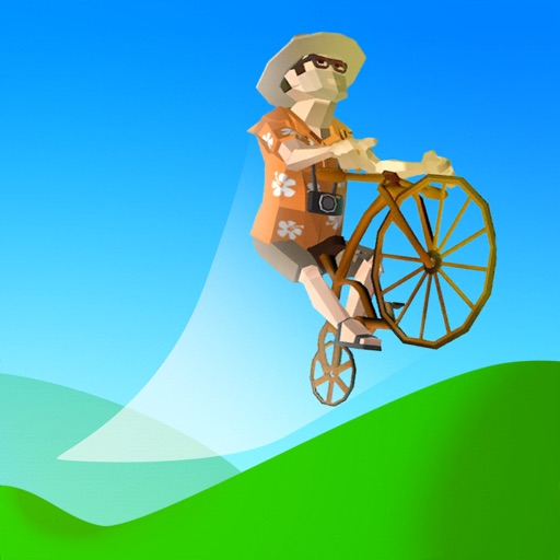 Bikes Hill free software for iPhone and iPad