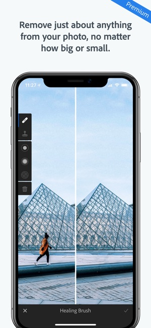 Adobe Lightroom CC Screenshot