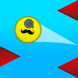 Emoji Jump! - Avoid Triangles