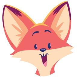 The Happy Fox