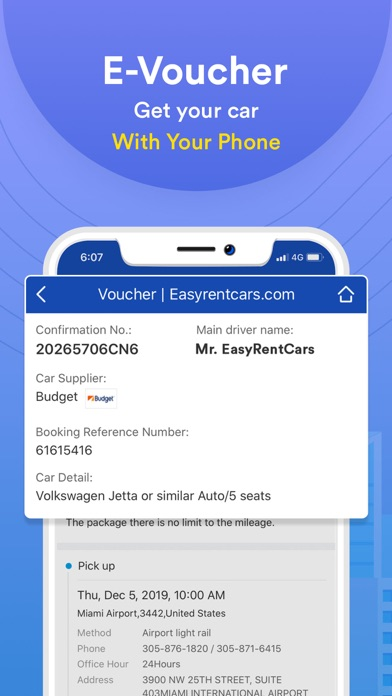 EasyRentCars-Global Car Rental