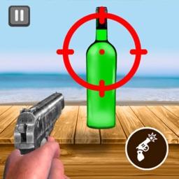 Bottle Shoot 3D Shooting Games