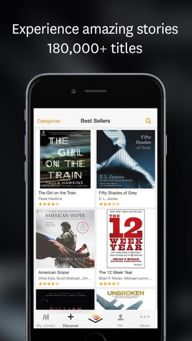 Audible - Amazon 오디오북 for Windows