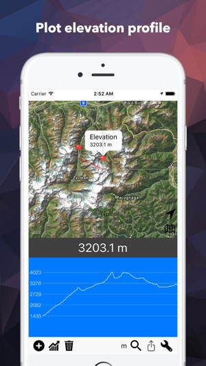 Elevation Sea Level Map On The App Store