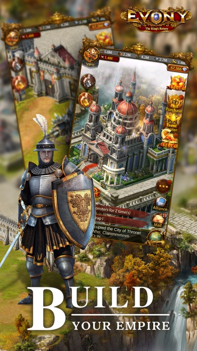 download Evony - The King's Return apps 3