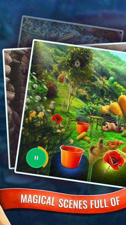 Fairy Tale Game Hidden Objects screenshot-4