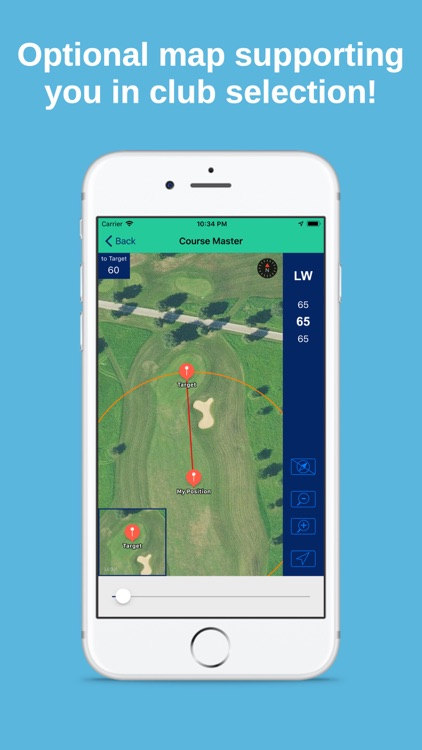 Golfer's Distance screenshot-2