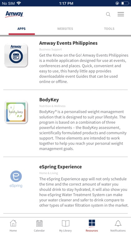 Amway Central Philippines screenshot-3