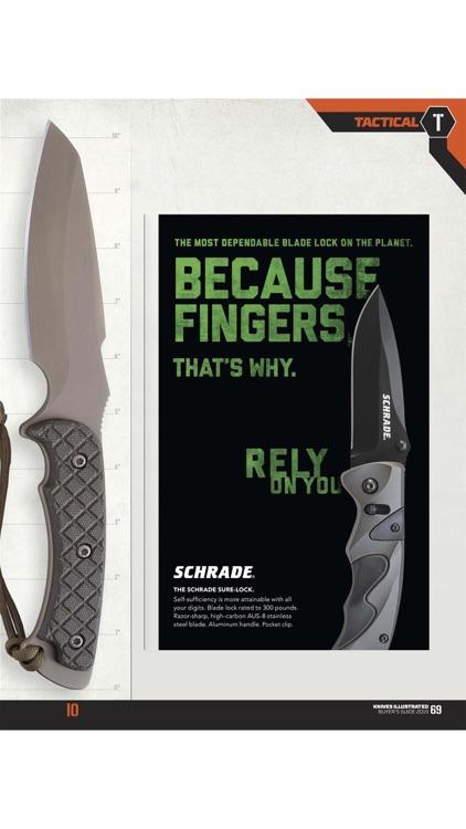 Knives Illustrated screenshot-4